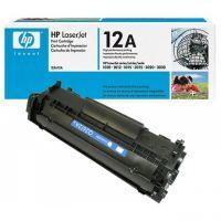 Заправка картриджа Q2612A (№12A) для принтера HP LaserJet 1010/ 1012/ 1015/ 1018/ 1020/ 1022 series, LaserJet 3015/ 3020/ 3030/ 3050/ 3050z/ 3052/ 3055/ LaserJet M1005/ M1319f
