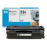 Заправка картриджа Q7553X (№53X) принтера HP LaserJet P2014/ P2015/ P2015d/ P2015dn/ P2015n/ P2015x/ M2727nf