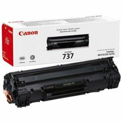 Заправка картриджа Canon 737 для принтера i-sensys MF211/212W/216N/217W/226DN/229DW/231/232w/237w/244dw/247dw/249dw LBP151dw (9435B002)