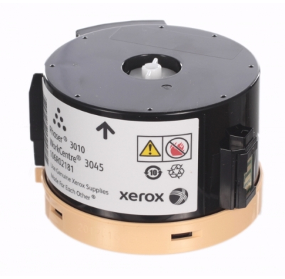 Заправка картриджа принтера Xerox Phaser 3010/ 3040/ WC3045